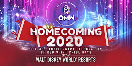 The PRIDE CUP Registered Athletes Discount: One Magical Weekend 2020 at Walt Disney World® Resorts * Orlando, Florida * Special Instructions Apply* tickets