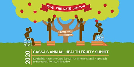 CASSA's 9th Annual Health Equity Summit tickets