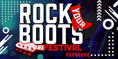 Rock Your Boots Festival tickets