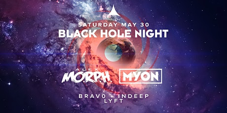 Avalon Presents BLACK HOLE NIGHT: ALEX M.O.R.P.H. + MYON tickets