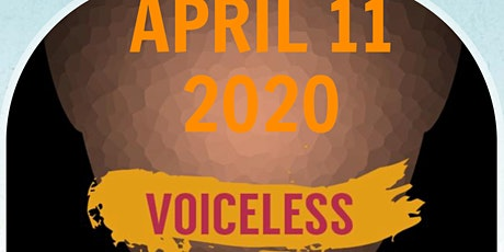 Voiceless International Film Festival Bay Area April 11, 2020 - Films for change tickets