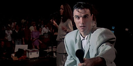 35mm Screening of classic Talking Heads doc STOP MAKING SENSE tickets