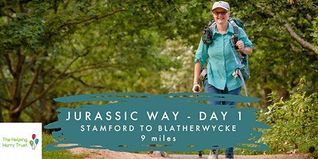 JURASSIC WAY - STAMFORD TO BLATHERWYCKE tickets