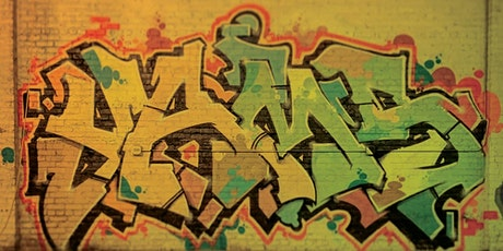 Learn Graffiti Typography: A 2-Day Workshop tickets