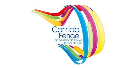 XII CORRIDA FENAE DO PESSOAL DA CAIXA ingressos