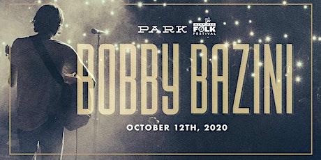 Bobby Bazini at the Park Theatre tickets