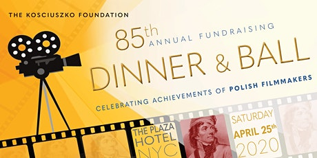 The KF 85th Annual  Fundraising   Dinner & Ball tickets
