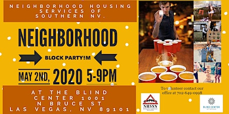 Neighborhood Block Party! tickets