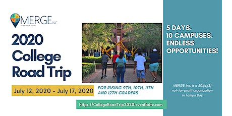 MERGE Inc. Summer 2020 College Road Trip tickets