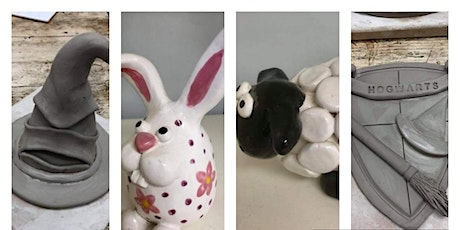 Easter Childrens Clay Day - Various Workshops  tickets
