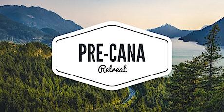 Pre-Cana tickets
