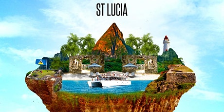 SUITS ST. LUCIA - LAST SOCA CRUISE INTO THE SUNSET. tickets