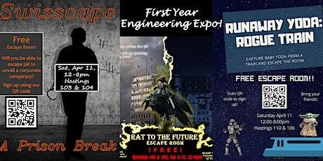 ESCAPE ROOM EXPO 2020 tickets