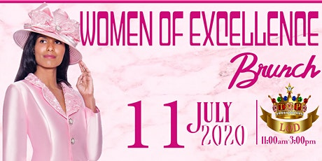 Women of Excellence Luncheon tickets