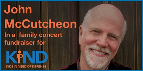 John McCutcheon Family Concert Fundraiser for KIND, Atlanta tickets