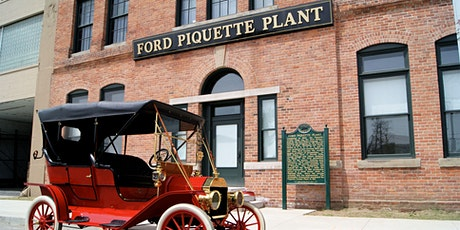 2020 Ford Piquette Plant Annual Meeting tickets
