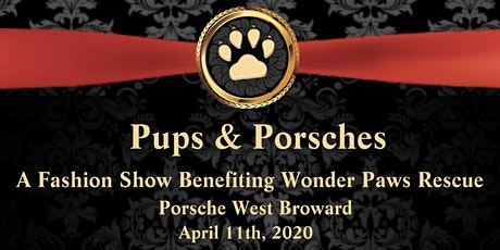 Pups  And Porsches tickets