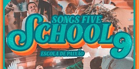 FIVE SCHOOL 9 ingressos