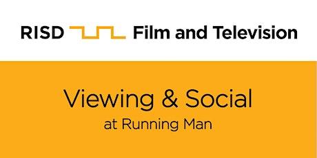 Postponed: RISD Alumni in Film & TV Viewing and Social at Running Man tickets