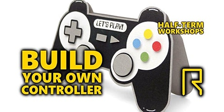 Build Your Own Controller Workshop tickets