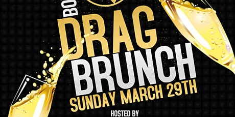 Bottoms UP Drag Brunch tickets