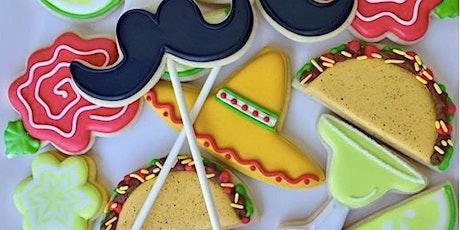 Cinco De Mayo Cookie Decorating Workshop tickets