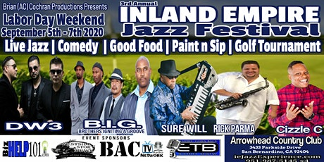 Inland Empire Jazz Festival tickets