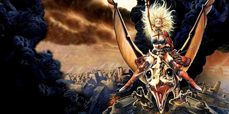 35mm screening of early 80's animated classic HEAVY METAL tickets
