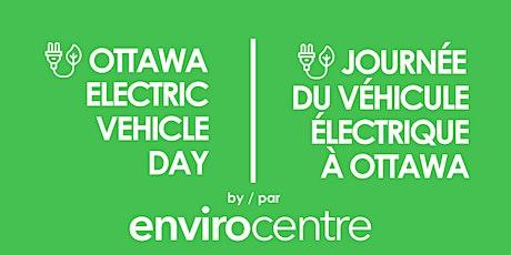 Ottawa Electric Vehicle Day // Journée du véhicule électrique à Ottawa tickets