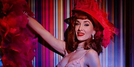 """""""Hats 'N Heels"""" Burlesque Show tickets"""
