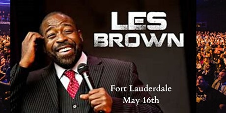 Les Brown Live In Fort Lauderdale tickets