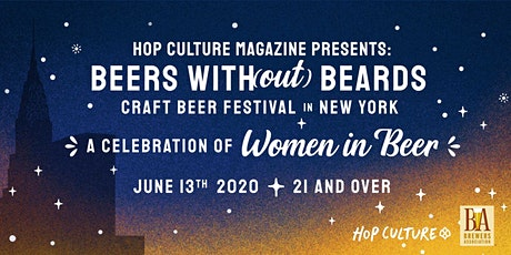 Beers With(out) Beards Craft Beer Festival tickets