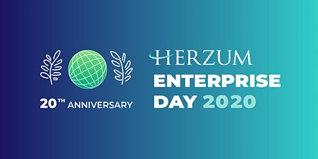 Herzum Enterprise Day 2020 tickets