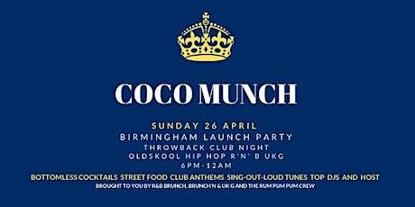 Coco Munch tickets