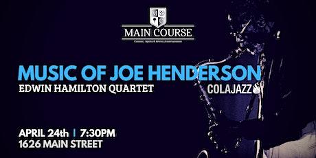 Music of Joe Henderson tickets
