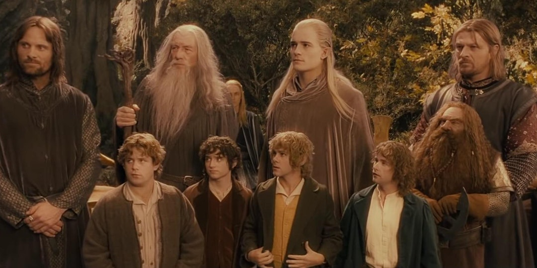 "** CANCELED ** ""The Fellowship of the Ring"""