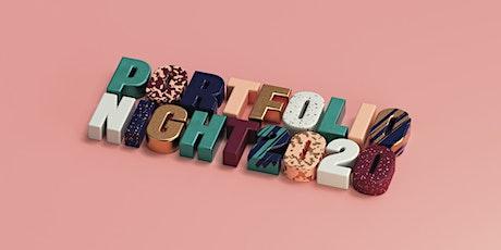 Portfolio Night 2020 Mumbai  tickets