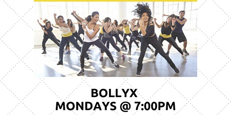 BollyX-Bollywood dance tickets