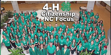 Wake 4-H- Citizenship Focus tickets