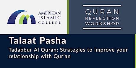 Tadabbur Al Quran: Soft Skills in Surat Yusuf (Ch. 12) - Live stream tickets