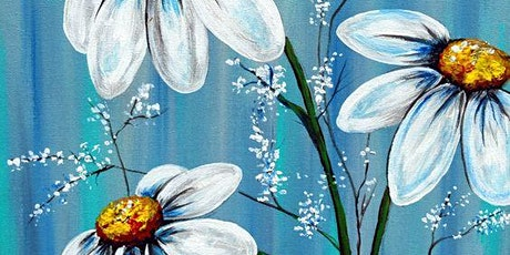 Paint Party -Spring Flowers tickets