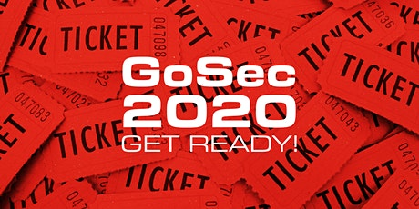 GoSec 2020 - 16th Edition billets