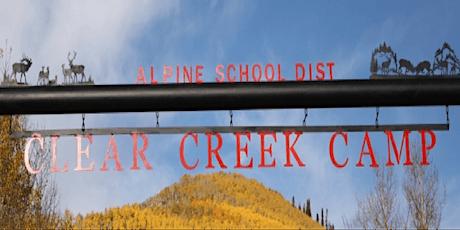 August 3-5 Clear Creek Summer Camp tickets