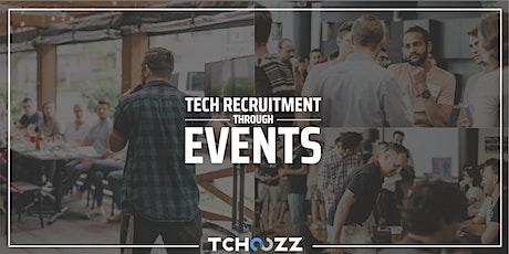 Tchoozz Zurich | Tech Dating Tickets