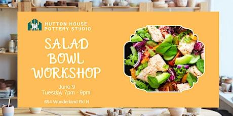 Salad Bowl Workshop tickets