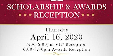 HLSF 2020 Scholarship & Awards Reception tickets