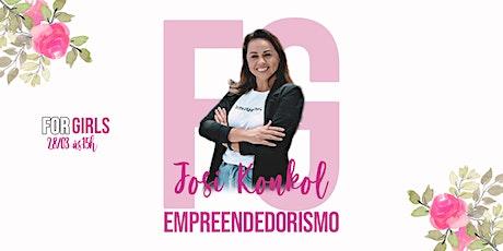 Empreendedorismo - For Girls ingressos