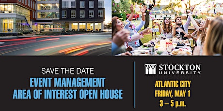 Event Management Open House tickets