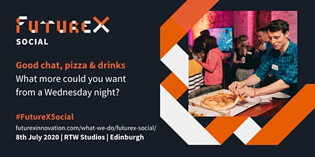 FutureX Summer Social tickets