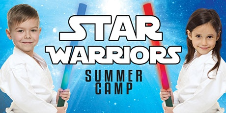 Star Warriors Summer Camp! tickets